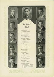 Page 13, 1928 Edition, New London High School - Whaler Yearbook (New London, CT) online yearbook collection