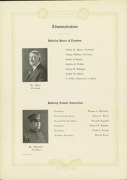 Page 16, 1928 Edition, New London High School - Whaler Yearbook (New London, CT) online yearbook collection