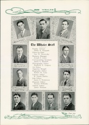 Page 13, 1929 Edition, New London High School - Whaler Yearbook (New London, CT) online yearbook collection