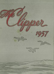 New London High School - Whaler Yearbook (New London, CT) online yearbook collection, 1957 Edition, Page 1
