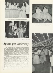 Page 16, 1957 Edition, New London High School - Whaler Yearbook (New London, CT) online yearbook collection