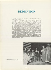 Page 8, 1957 Edition, New London High School - Whaler Yearbook (New London, CT) online yearbook collection