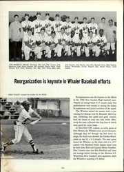 Page 140, 1967 Edition, New London High School - Whaler Yearbook (New London, CT) online yearbook collection
