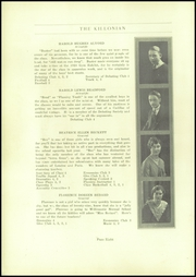 Page 10, 1929 Edition, Killingly High School - Killonian Yearbook (Danielson, CT) online yearbook collection