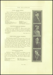 Page 11, 1929 Edition, Killingly High School - Killonian Yearbook (Danielson, CT) online yearbook collection