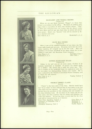 Page 12, 1929 Edition, Killingly High School - Killonian Yearbook (Danielson, CT) online yearbook collection