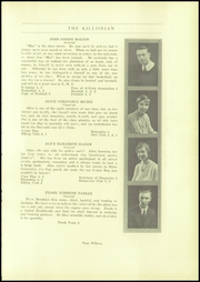 Page 17, 1929 Edition, Killingly High School - Killonian Yearbook (Danielson, CT) online yearbook collection
