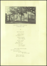 Page 7, 1929 Edition, Killingly High School - Killonian Yearbook (Danielson, CT) online yearbook collection