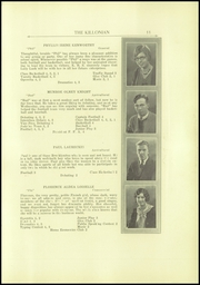 Page 11, 1930 Edition, Killingly High School - Killonian Yearbook (Danielson, CT) online yearbook collection
