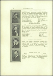 Page 12, 1930 Edition, Killingly High School - Killonian Yearbook (Danielson, CT) online yearbook collection