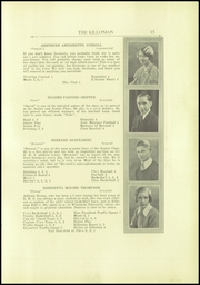 Page 15, 1930 Edition, Killingly High School - Killonian Yearbook (Danielson, CT) online yearbook collection