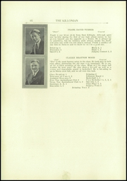 Page 16, 1930 Edition, Killingly High School - Killonian Yearbook (Danielson, CT) online yearbook collection