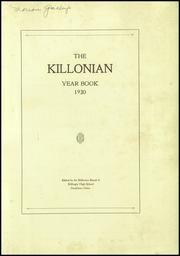 Page 3, 1930 Edition, Killingly High School - Killonian Yearbook (Danielson, CT) online yearbook collection