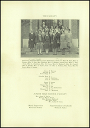 Page 6, 1930 Edition, Killingly High School - Killonian Yearbook (Danielson, CT) online yearbook collection