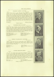 Page 9, 1930 Edition, Killingly High School - Killonian Yearbook (Danielson, CT) online yearbook collection