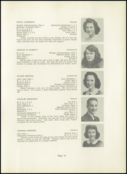 Page 13, 1943 Edition, Killingly High School - Killonian Yearbook (Danielson, CT) online yearbook collection