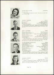 Page 16, 1943 Edition, Killingly High School - Killonian Yearbook (Danielson, CT) online yearbook collection