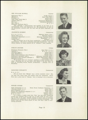 Page 17, 1943 Edition, Killingly High School - Killonian Yearbook (Danielson, CT) online yearbook collection