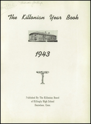 Page 3, 1943 Edition, Killingly High School - Killonian Yearbook (Danielson, CT) online yearbook collection