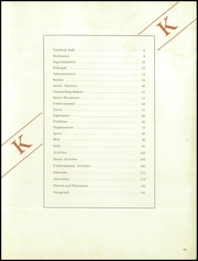 Page 5, 1949 Edition, Killingly High School - Killonian Yearbook (Danielson, CT) online yearbook collection
