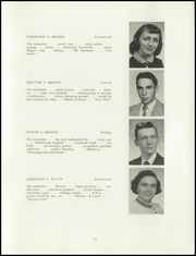 Page 15, 1955 Edition, Killingly High School - Killonian Yearbook (Danielson, CT) online yearbook collection