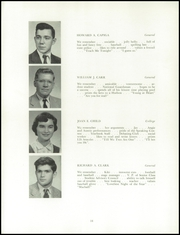 Page 16, 1955 Edition, Killingly High School - Killonian Yearbook (Danielson, CT) online yearbook collection