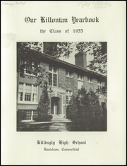 Page 3, 1955 Edition, Killingly High School - Killonian Yearbook (Danielson, CT) online yearbook collection