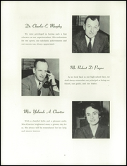 Page 6, 1955 Edition, Killingly High School - Killonian Yearbook (Danielson, CT) online yearbook collection