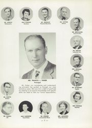 Page 11, 1957 Edition, Killingly High School - Killonian Yearbook (Danielson, CT) online yearbook collection