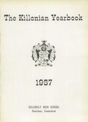 Page 5, 1957 Edition, Killingly High School - Killonian Yearbook (Danielson, CT) online yearbook collection