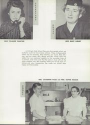 Page 13, 1959 Edition, Killingly High School - Killonian Yearbook (Danielson, CT) online yearbook collection