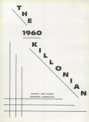 Page 5, 1960 Edition, Killingly High School - Killonian Yearbook (Danielson, CT) online yearbook collection