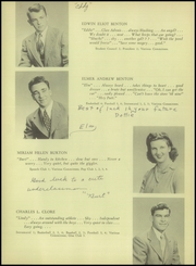 Page 10, 1946 Edition, Guilford High School - Menunketuck Yearbook (Guilford, CT) online yearbook collection