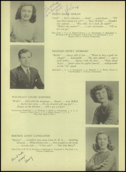 Page 12, 1946 Edition, Guilford High School - Menunketuck Yearbook (Guilford, CT) online yearbook collection