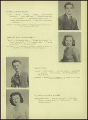 Page 17, 1946 Edition, Guilford High School - Menunketuck Yearbook (Guilford, CT) online yearbook collection