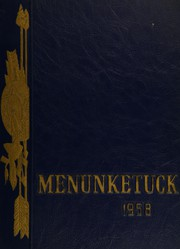 Page 1, 1958 Edition, Guilford High School - Menunketuck Yearbook (Guilford, CT) online yearbook collection