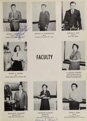 Page 11, 1958 Edition, Guilford High School - Menunketuck Yearbook (Guilford, CT) online yearbook collection