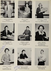 Page 12, 1958 Edition, Guilford High School - Menunketuck Yearbook (Guilford, CT) online yearbook collection