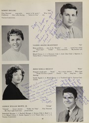 Page 17, 1958 Edition, Guilford High School - Menunketuck Yearbook (Guilford, CT) online yearbook collection