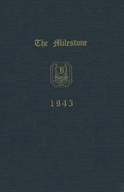 1943 Edition, Branford High School - Milestone Yearbook (Branford, CT)