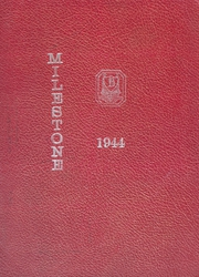 1944 Edition, Branford High School - Milestone Yearbook (Branford, CT)