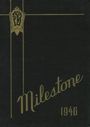 1946 Edition, Branford High School - Milestone Yearbook (Branford, CT)