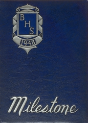 1948 Edition, Branford High School - Milestone Yearbook (Branford, CT)