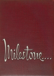 1956 Edition, Branford High School - Milestone Yearbook (Branford, CT)