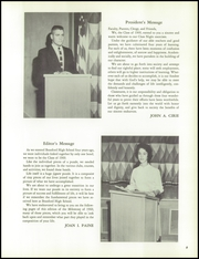 Page 9, 1960 Edition, Branford High School - Milestone Yearbook (Branford, CT) online yearbook collection