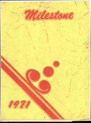 1971 Edition, Branford High School - Milestone Yearbook (Branford, CT)