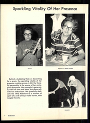 Page 8, 1972 Edition, Branford High School - Milestone Yearbook (Branford, CT) online yearbook collection