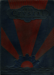 1935 Edition, Windham High School - Crystal Yearbook (Willimantic, CT)