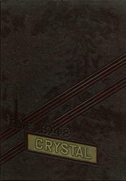 1948 Edition, Windham High School - Crystal Yearbook (Willimantic, CT)