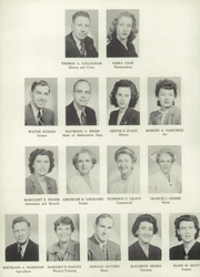 Page 10, 1948 Edition, Windham High School - Crystal Yearbook (Willimantic, CT) online yearbook collection